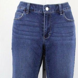White House Black Market Blue Skinny Jeans Size 10